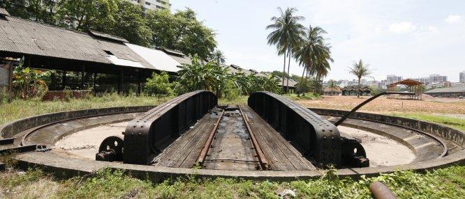 railcorridor