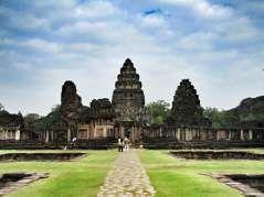 Khmer temple Phimai