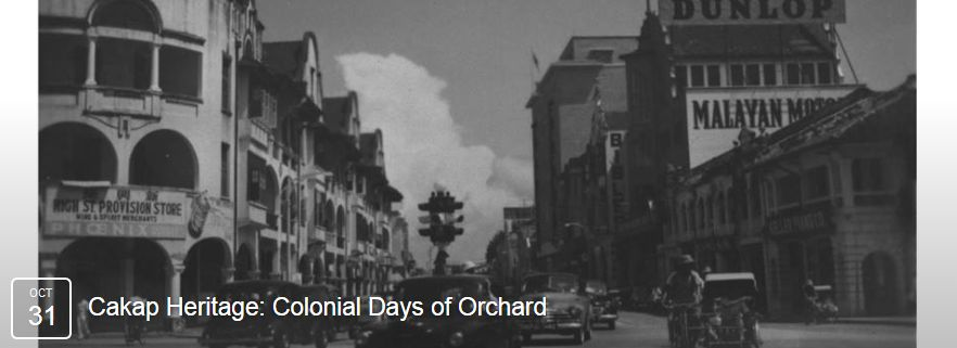 colonial orchard road